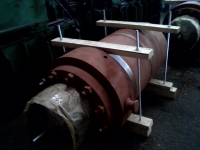 OVERHAUL OF THE PRESS SYNCHRONIZER PLUNGERS OF FINAL FORMING OF PIPES, MODEL P9057  4 PCS.