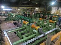 TRANSPORTATION EQUIPMENT FOR THE TRANSFER OF LARGE DIAMETER PIPES BETWEEN THE SPANS IN THE PIPE ELECTRIC WELDING SHOP NO.4